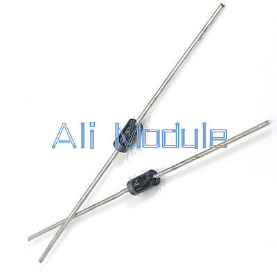 500PCS 1A 100V Diode 1N4002 IN4002 DO-41 Rectifier Diodes