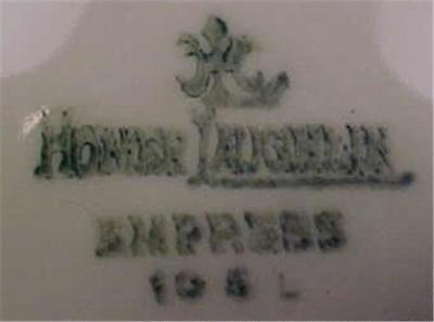 Homer Laughlin Empress Covered Tureen E6003 Casserole Dish Antique 1914 7