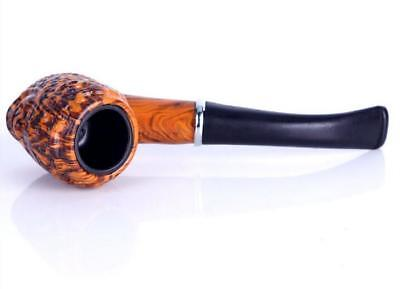 Handmade Durable Quality Resin Pipes Smoking Tobacco pipe Cigarette Pipes Gift 4