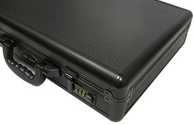 PROFTECH New Quality Aluminium Brief Case,Equipment/Tools Case/Box Large Size FP 8