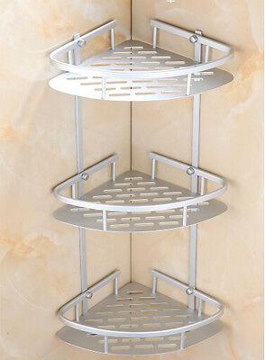 6 Of 12 2/3 Shower Caddy Corner Shelf Organizer Bath Storage Bathroom  Accessory Holder