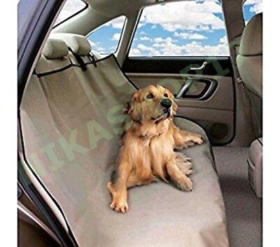 Telo Copri Sedile Auto Cane Gatto Coprisedile Animale Impermeabile Per Macchina 3