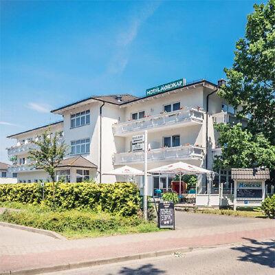 3T Kurzurlaub Ostsee Küste Insel Usedom Hotel Nordkap Karlshagen Reise Deal Trip 2
