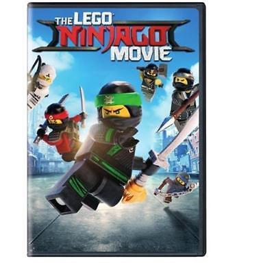 The LEGO NINJAGO Movie (DVD, 2017) NEW 2