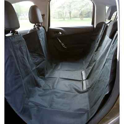 Heavy Duty Seat Cover Protector Liner Car Rear Back Seats Waterproof Pet Cat Dog 2