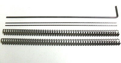 "Flexco Alligator Belt Lacing Fasteners  - 1 X 12"" Joiner Set - 15E - Made In Usa 2"