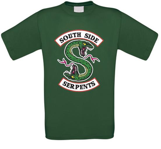 Southside Serpents Riverdale T-Shirt alle Größen NEU