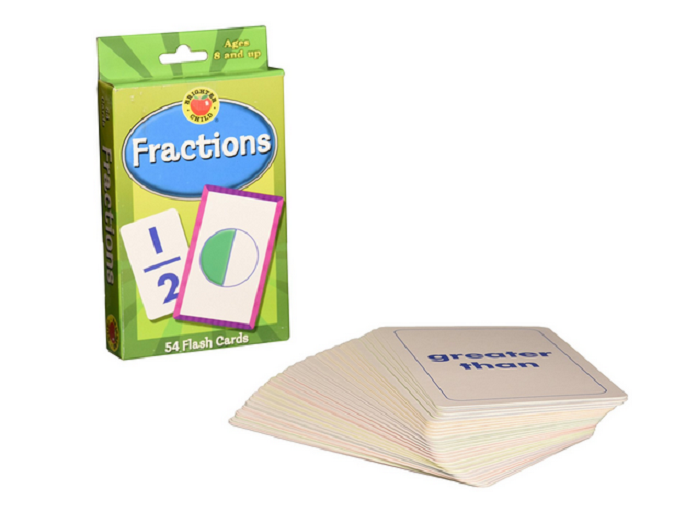 Children's Flash Cards Kids Educational Pre School Learning Brighter Child Gift 4