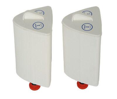 Tefal 2x cartuccia filtro acqua ferro Purely Simply SV5005 SV5020 SV5022 SV5030 2