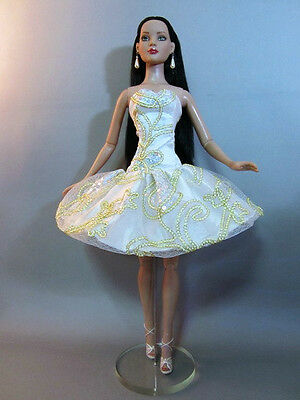 """Tonner American Model 22"""" Doll Fashion Clothes Evening Dress Outfit Gown Skirt 4"""
