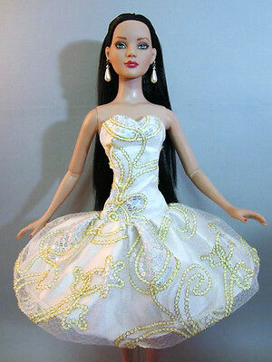 """Tonner American Model 22"""" Doll Fashion Clothes Evening Dress Outfit Gown Skirt 2"""