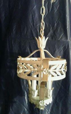 Vintage 1960s Chandalier From Italy 3