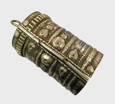 Kuchi Bracelet, Massive, Vintage Bracelet, Afghan, Wide, Vintage Gypsy, Old Pati 2