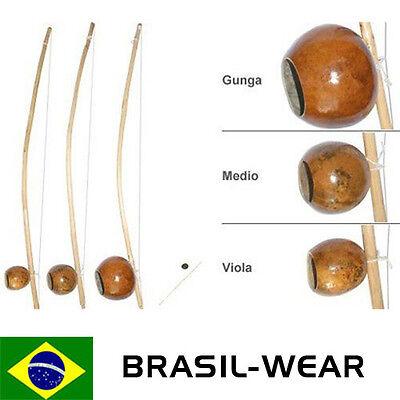 Brazilian Afrikanische Agogo De Castanha Capoeira Samba Brasilien Sattel