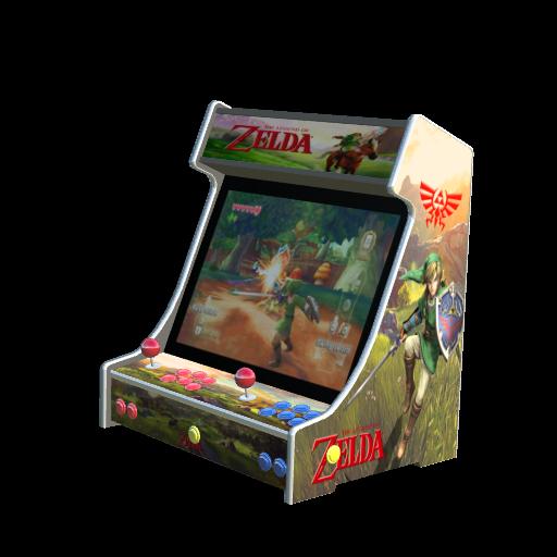Laminated All Sizes Retropie Full//Half Sets Arcade Artwork Stickers Graphics