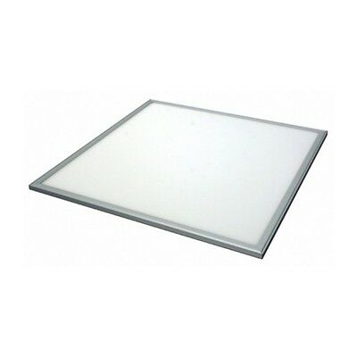 LED Recessed Ceiling Flat Panel Emergency 600 x 600 36W Natural Light 4000k 2