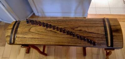 Guzheng, 21 strings, travel size 50' (127 cm), free set up and tuned b4 shipping 2