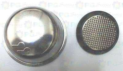 DELONGHI FILTRO 2 TAZZE DOSI POLVERE MACCHINA CAFFè SCULTURA ECZ351 EC850 EC820 3