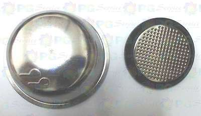 Delonghi Filtro 2 tazze dosi polvere macchina caffè ECP31.21 ECP33.21 ECP35.31 4