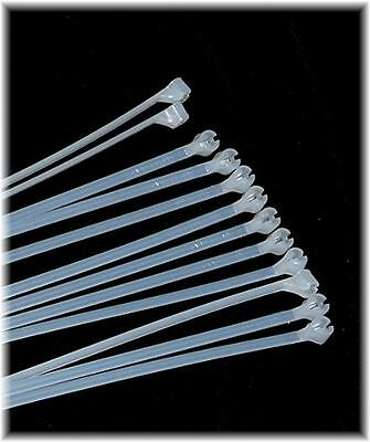 """Ultra Thin Cable Ties for Reborn doll supply, 25 -14"""" ties,Thomas & Betts-TY234M 3"""