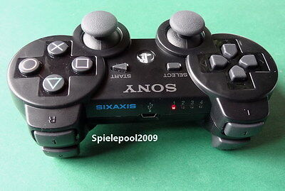 1 original Sony Playstation 3 SIXAXIS kabelloser Controller fuer PS3 2