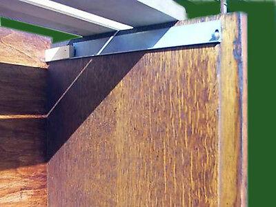 Rare Globe Wernicke® & Macey Scissor Door Mechanism 8