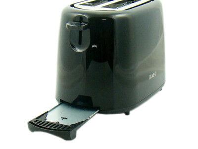 AEG AT 1260-1 Toaster schwarz