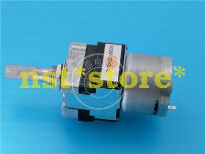 For ALPS RK16812MG098 Motor Drive Potentiometer B100K Handle Length 25MMF 2
