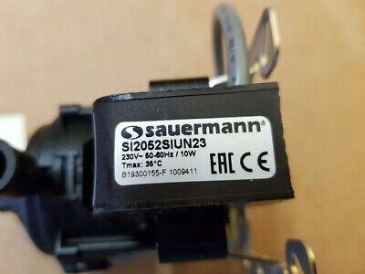 Pompa Scarico Condensa Centrifuga Sauermann Cassetta A Soffitto Si2052 4