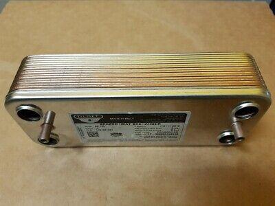 COMPATIBILE SCAMBIATORE 16 PIASTRE Beretta-Riello-Sylber R8036-R8037-4364200 2