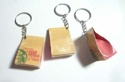 KFC Chicken Take Away Food Bag KEYCHAIN Keyring Novelty Indonesia 3D  2/""
