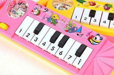 Baby Toddler Kids Musical Piano Developmental Toy Early Educational Game NJ