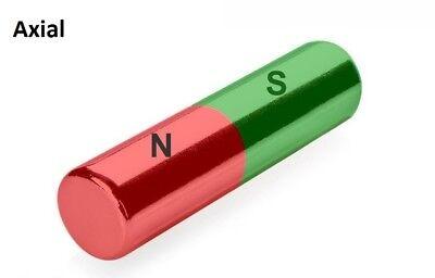 Magnetastico® | Starke Neodym Stabmagnete mit N52 | Größe & Anzahl wählbar 5