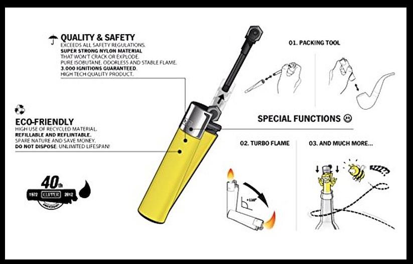 4 x Clipper Lighters SLOTH CHRISTMAS BEAR Gas Lighter RARE Refillable SET ++ NEW 3