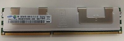 Dell ECC Server Memory 8GB PC3-10600 (DDR3-1333) 2Rx4 PC3-10600R-09-E1-D2