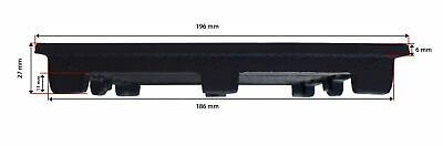 Einlaufschacht ohne Einlaufrost 200 x 200 mm Hofsinkkasten Hofablauf,