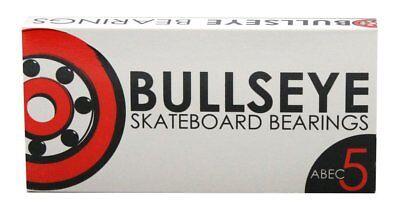 Skateboard Kugellager BULLSEYE ABEC-5 Bearings Auch für Longboards vorgeschmiert
