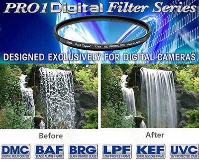 For SLR Camera 49mm HOYA Pro1 Digital CPL CIRCULAR Polarizer Camera Lens Filter 2