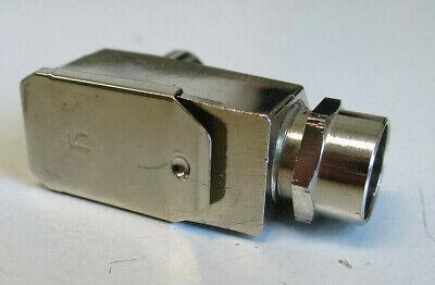 Hirschmann Antennenstecker Koswi 100 IEC 169-2 DIN 45 325 für 9,5mm Kabel