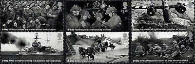 Gb 2019 Mint D-Day 75Th Presentation Pack 572 Stamps Sheet Retail Booklet Pm67 3