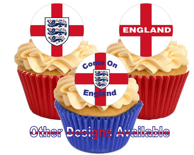 PRECUT Uruguay Football Shirts World Cup 2018 Cupcake Toppers Cake Decorations