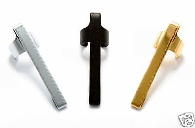 Matte Black Pocket Clip #BCL For Fisher Bullet Series Space Pen 6
