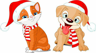Trixie Cat Danglers Christmas Cat Toys 924451 4