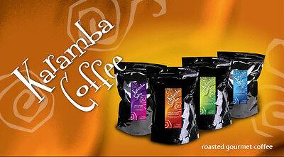 1Kg Dark Roasted Gourmet Coffee Beans - Karamba Salsa 3
