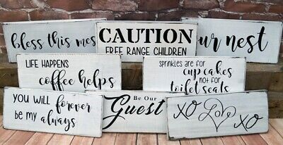 Wooden Pallet Sign Welcome to Our Porch WC2
