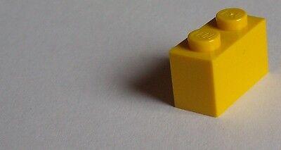 3004 Lego 10 Stück Stein 1x2 in gelb Steine gelbe Basicsteine City Basics Neu