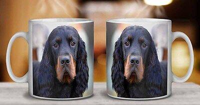 AD-GOR3MG Gordon Setter Coffee//Tea Mug Christmas Stocking Filler Gift Idea