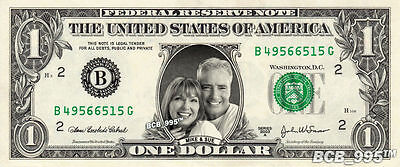 DESIGN ONLY! Personalized 1M Dollar $ with Your LOVE Picture Custom Money Bill