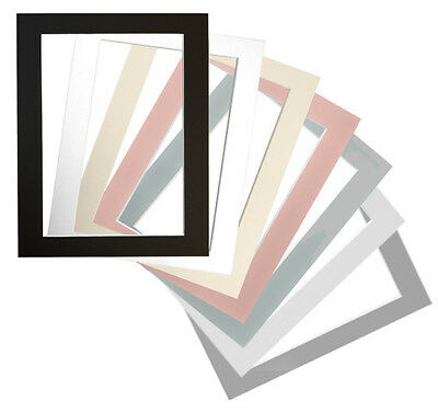 White Core Bevel Mounts Conservation Standard In A Range Of Sizes 2