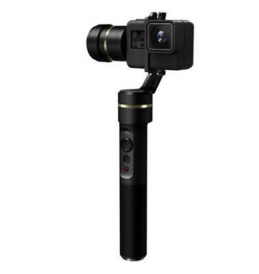 Feiyu Splash-Proof Handheld Gimbal G5 3-Axis for GoPro HERO 5 HERO 5/4/3+/3/AEE 2